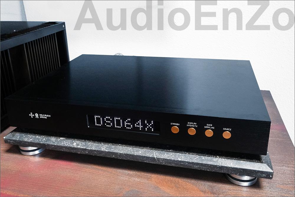 Holo Audio Spring DAC Level 3 Green Label – Audio En Zo